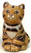 De Rosa Collections 1718 Tabby Kitten Baby Cat