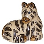 De Rosa Collections 1736B Zebra B Baby