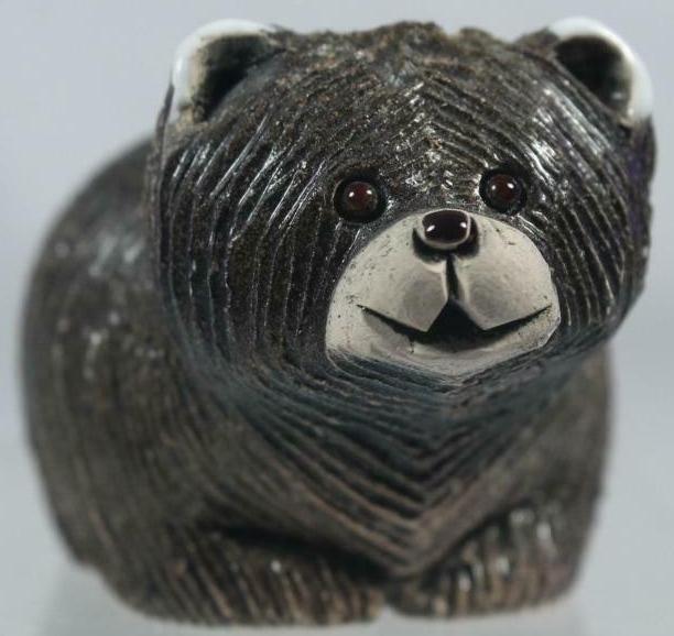 Artesania Rinconada 184 Black Bear Baby