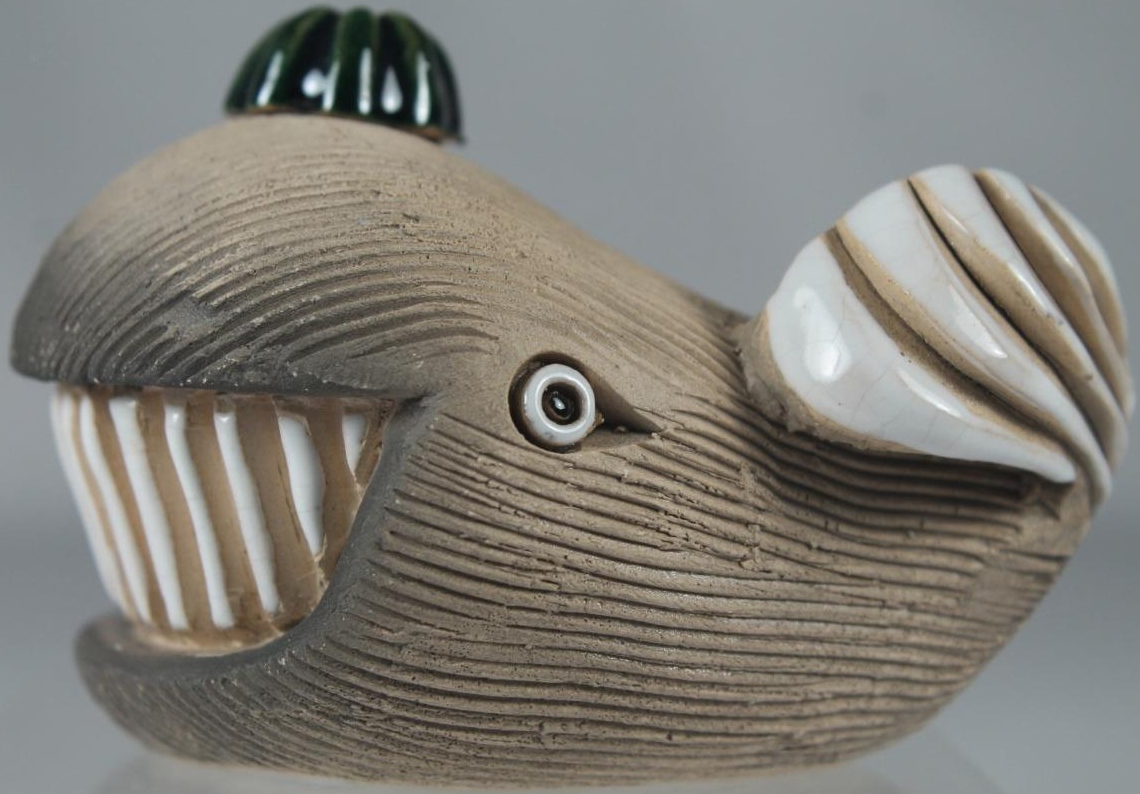De Rosa Collections 28 Whale with Smile