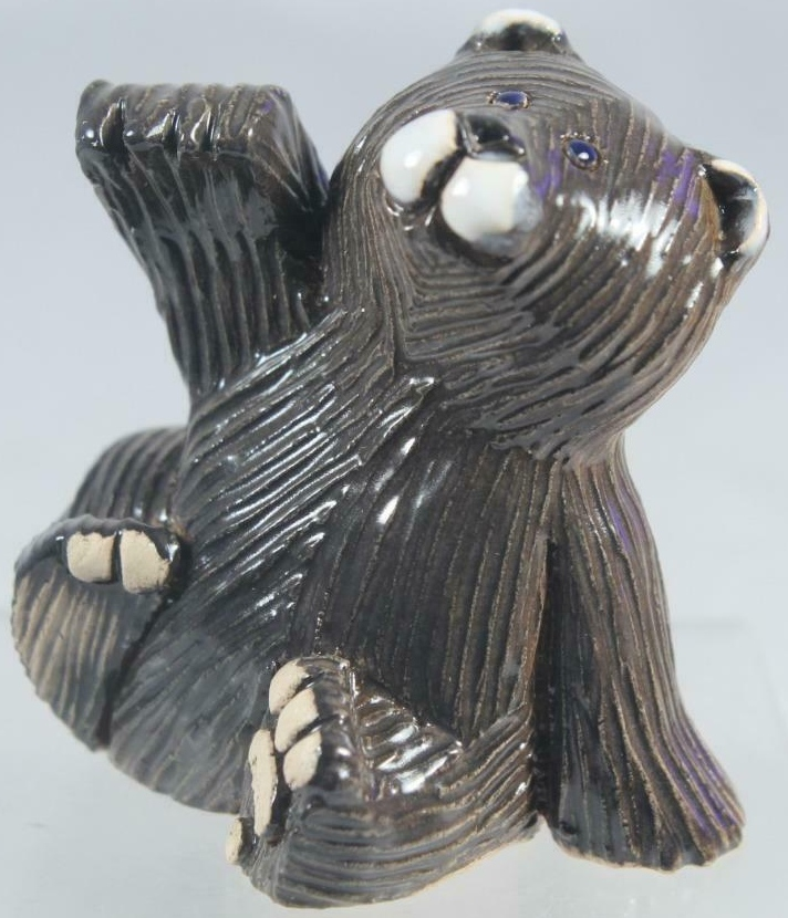 Artesania Rinconada 326 Grizzly Bear RARE Non US