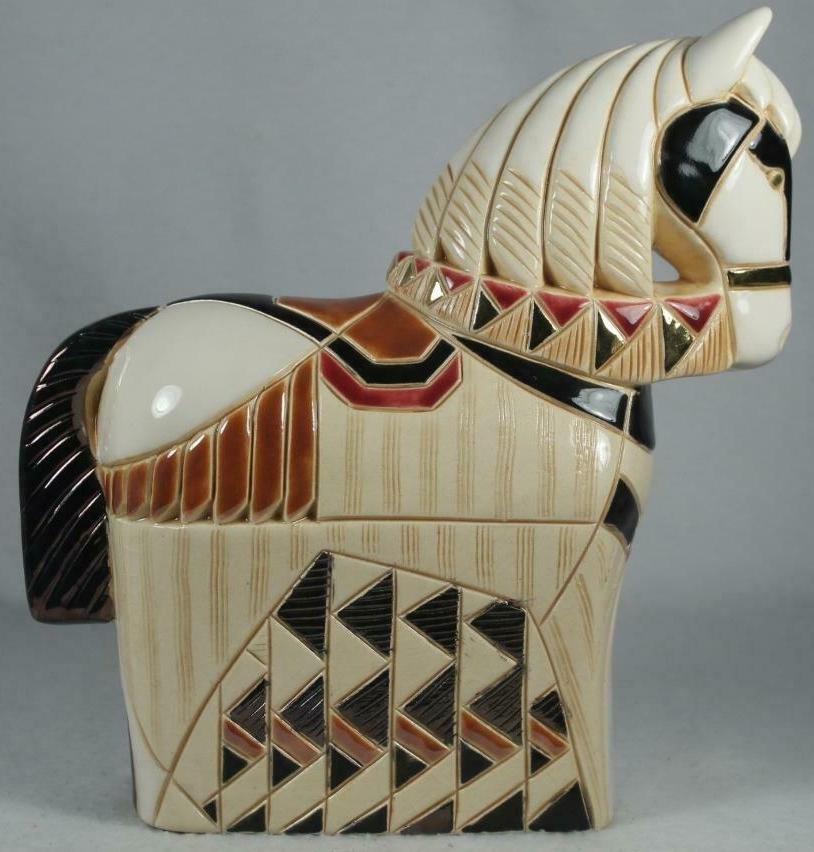 De Rosa Collections 404W Non - US White Horse RARE