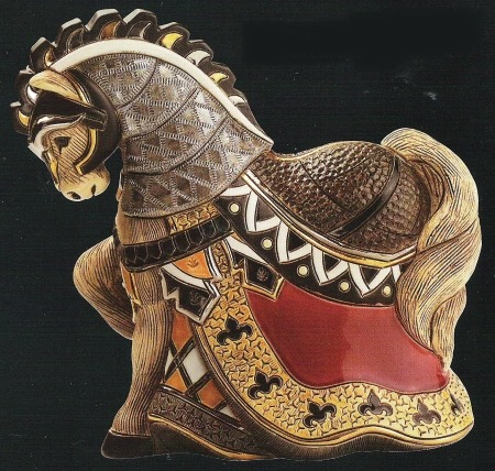De Rosa Collections 442R Tournament Horse