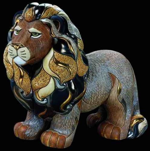 Artesania Rinconada 451 Lion King of the Jungle LE 2000