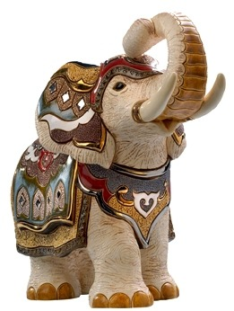 De Rosa Collections 457 White Indian Elephant LE 2000