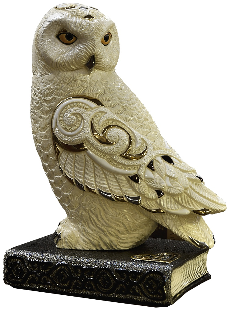 De Rosa Collections 466 Owl On Book Ltd 400