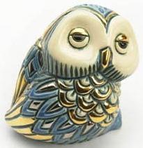 Artesania Rinconada 604 Owl DeRosa Box