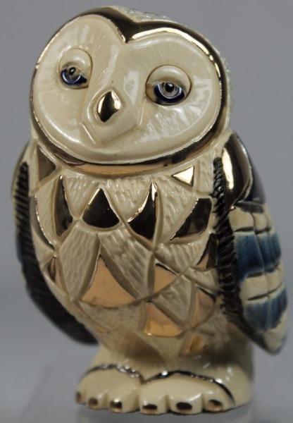 De Rosa Collections 722 Owl RARE Non US