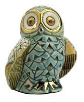 De Rosa Collections 769 Owl Aqua 2002 Redemption Piece