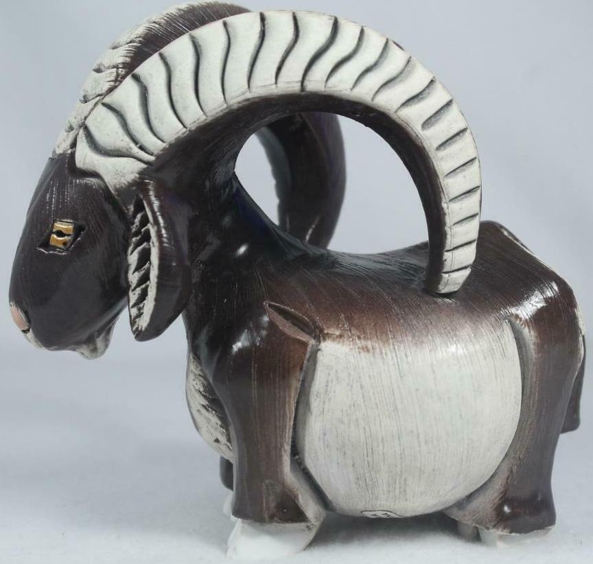 De Rosa Collections 810C Goat Large Argenta