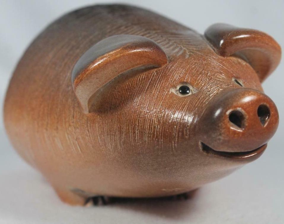 De Rosa Collections 8220 Argentina Large Pig