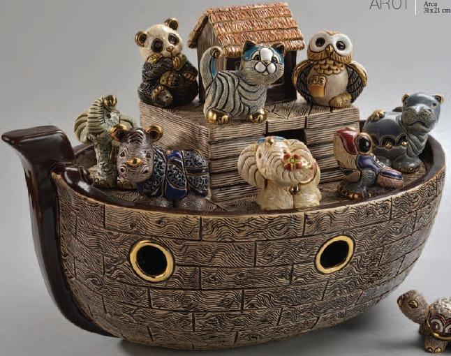 De Rosa Collections K01 Noahs Ark Animals Sold Separately