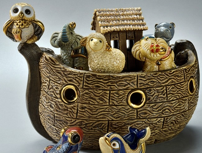 De Rosa Collections K02B Noahs Little Ark