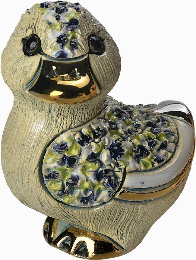 De Rosa Collections B04G Duck Green Confetti Collection