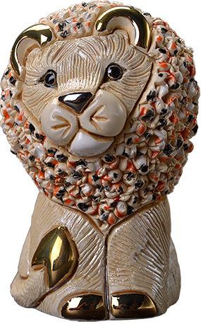 Artesania Rinconada B06W Lion White Confetti Collection