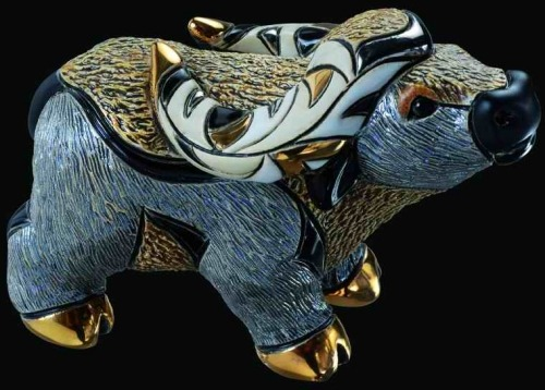 De Rosa Collections F115 Ox Chinese Zodiac 2009