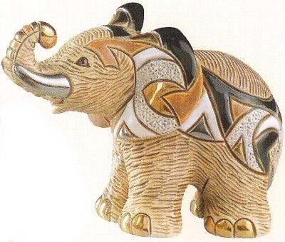 Artesania Rinconada F121 African Elephant