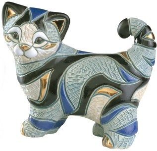 Artesania Rinconada F123 Cat with Ribbon