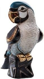 Artesania Rinconada F138B Blue Parrot