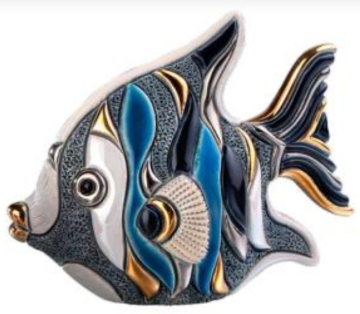 Artesania Rinconada F153 Angel Fish Family Collection