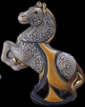 Artesania Rinconada F165G Horse Grey 2014 Chinese Zodiac