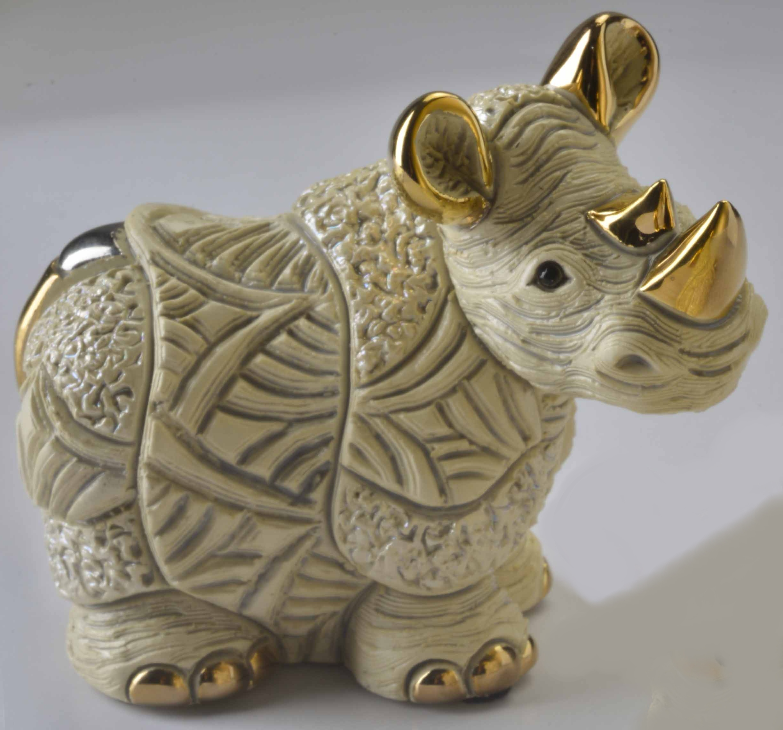 De Rosa Collections F220 White Rhino