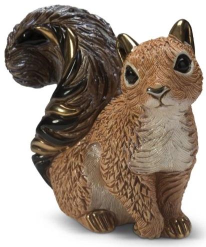 Artesania Rinconada F224 Squirrel