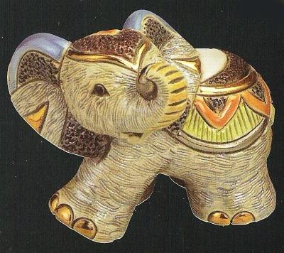 De Rosa Collections F308 Indian Elephant Baby II