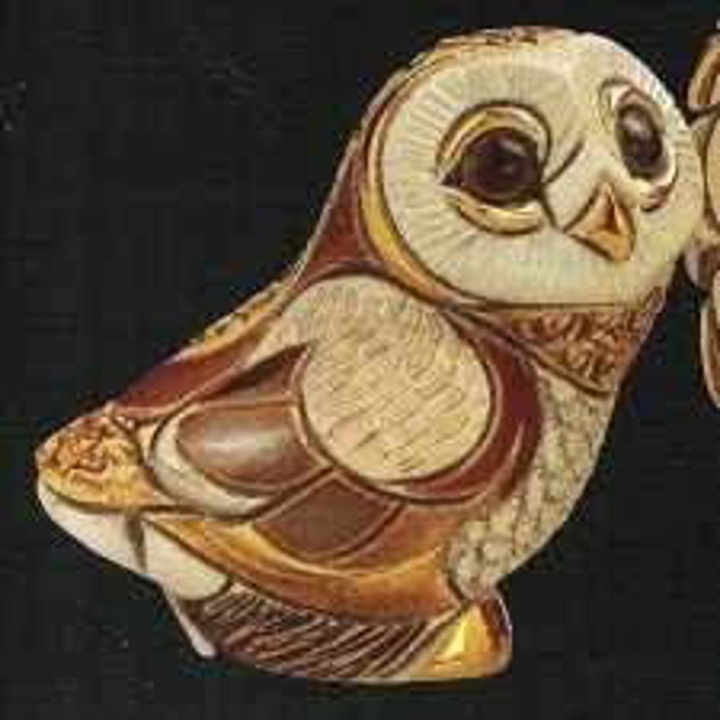 De Rosa Collections F310 Barn Owl Baby II
