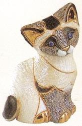 Artesania Rinconada F322 Siamese Kitten Sitting