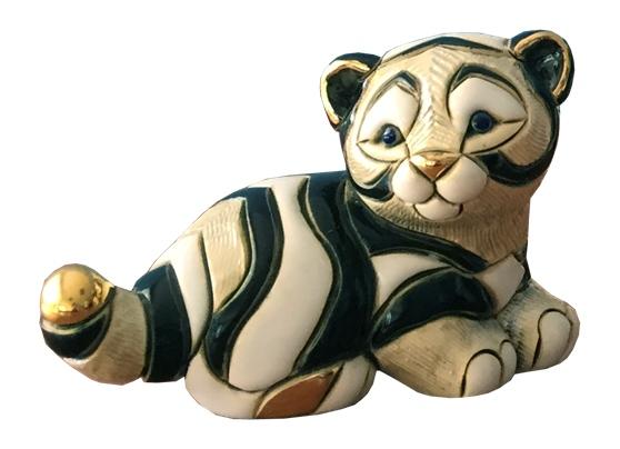 De Rosa Collections F325W Tiger Cub White RARE NON US Piece