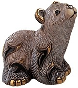 De Rosa Collections F348 Grizzly Bear Baby