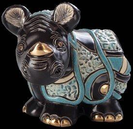 Artesania Rinconada F364 Javan Rhino Baby