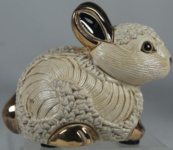 De Rosa Collections F410B Bunny Rabbit Resting