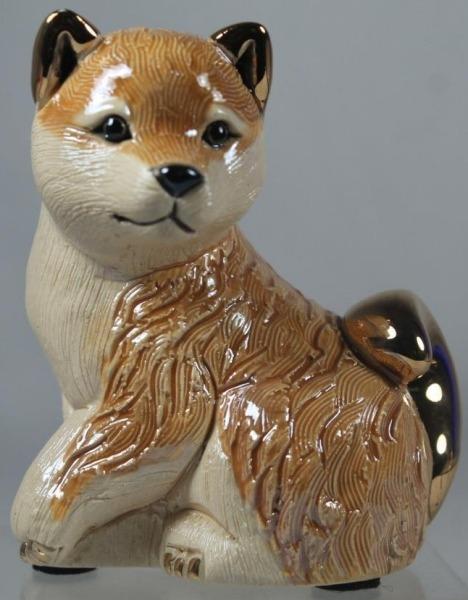 Artesania Rinconada F412 Shiba Inu Puppy