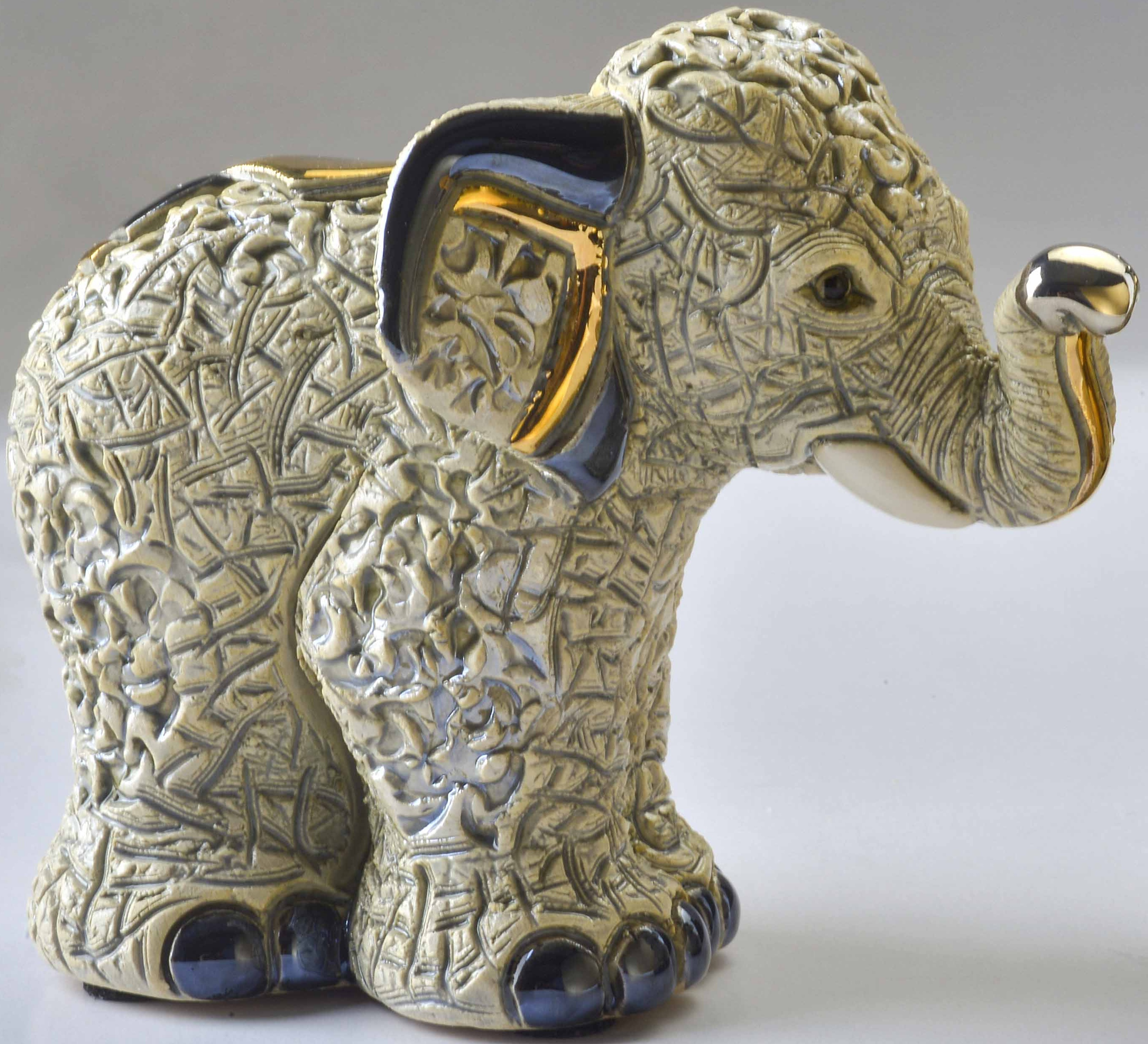 De Rosa Collections F419 Elephant Indian Baby
