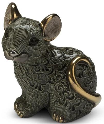 De Rosa Collections F423B Rat Black Baby