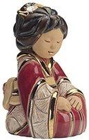 Artesania Rinconada G06 Keiko De Rosa Doll