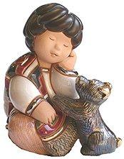 De Rosa Collections G14 Tijuana Blues De Rosa Doll