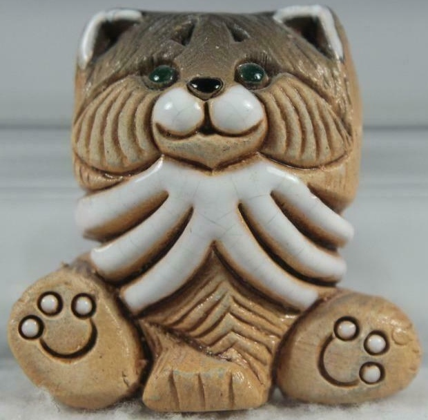 De Rosa Collections MG41A Somali Cat - Kitten Magnet