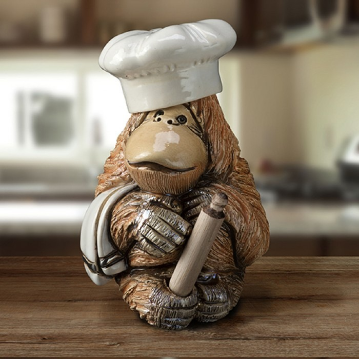 De Rosa Collections P01N Orangutan Chef