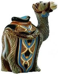 Artesania Rinconada SW001 Camel Small Wildlife Ruby Collection