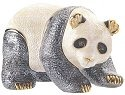 Artesania Rinconada 1011 Panda Bear Emerald Collection