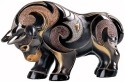 De Rosa Collections 1028B Bull Black Bookend