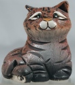 De Rosa Collections 153 Tabby Cat Adult