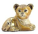 De Rosa Collections 1703 Lion Cub Baby