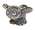 De Rosa Collections 1707 Blue Owl Baby