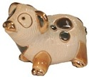 De Rosa Collections 1746 Pig Baby