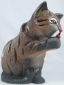 De Rosa Collections 821C Tabby Cat Large Argentina