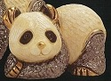 Artesania Rinconada F304 Panda Baby Family Collection